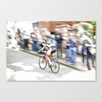 Fast Color  Canvas Print