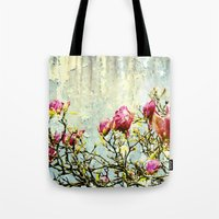 OPPOSITE LOVE - Rusted M… Tote Bag