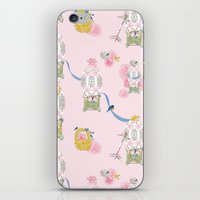 The Decorated Egg iPhone & iPod Skin