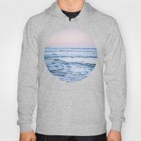 Pacific Ocean Waves Hoody