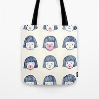 Bubble bubble bubble gum Tote Bag
