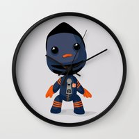Sackboy (Henry Melton) Wall Clock