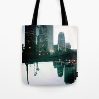 Landscapes (Los Angeles … Tote Bag