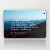 Go Forward Laptop & iPad Skin