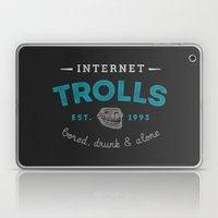 The Scourge Of The Inter… Laptop & iPad Skin