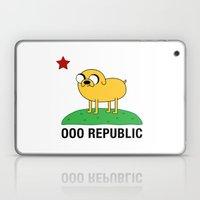 Ooo Republic Laptop & iPad Skin