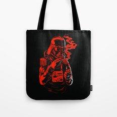 Smoking Darkside Tote Bag