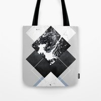 Geometric Textures 5 Tote Bag