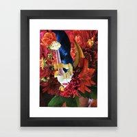 TROPICALE Framed Art Print
