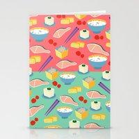 Japanese 'Gohan'!! Stationery Cards