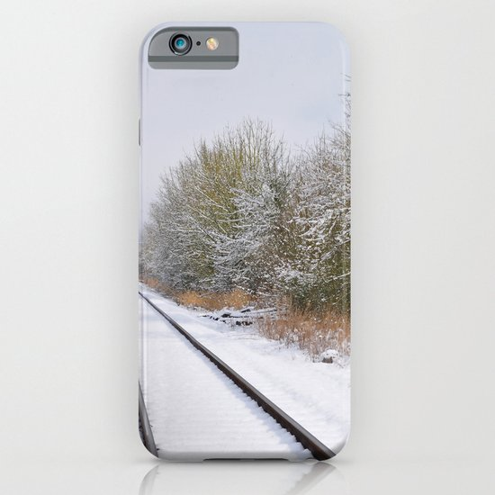 Remnants of a Simpler Time - The Tracks iPhone & iPod Case