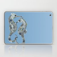 Two Seahorses Laptop & iPad Skin