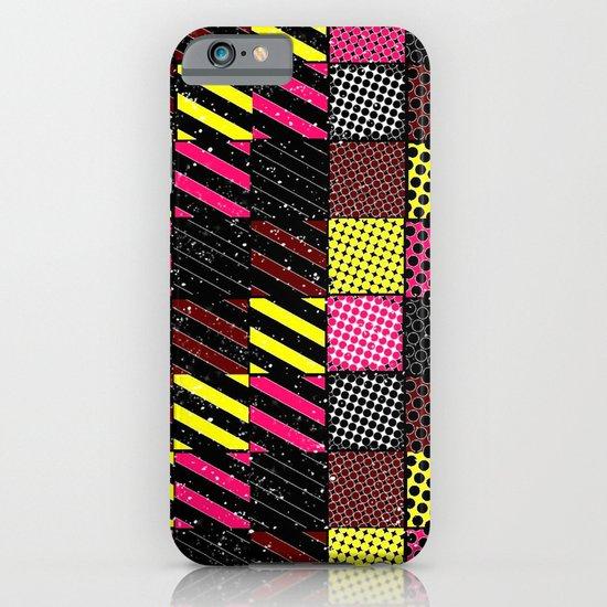 Crazier Pattern iPhone & iPod Case