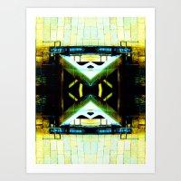 Core Art Print