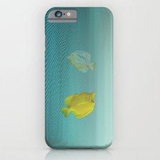 Under da glitch PT.2: A story of loss Slim Case iPhone 6s