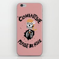Oh, Clementine please be mine... iPhone & iPod Skin