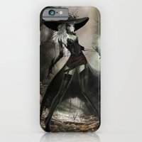 iPhone & iPod Case featuring Witch Of Pendle by Andy Fairhurst Art