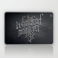 What Is Dead Laptop & iPad Skin