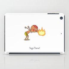 Yoga Flame! iPad Case