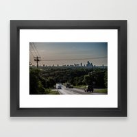ATX Framed Art Print