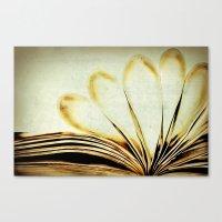 Bibliophilia Canvas Print