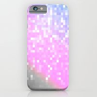 pixel iPhone & iPod Cases featuring Pixel by WhimsyRomance&Fun