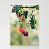 Berry Berry Me  Stationery Cards