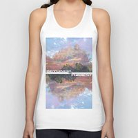 Beyond the Forest Unisex Tank Top