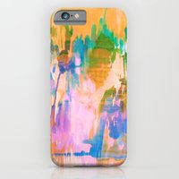 iPhone & iPod Case featuring Tropical Sunset by Amy Sia