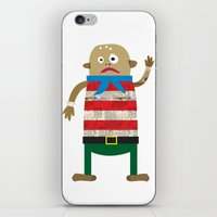 The Shipmate Often Seen … iPhone & iPod Skin