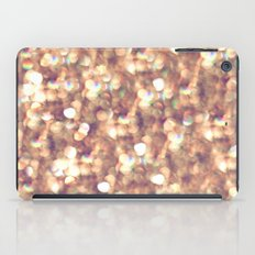 glitter and shine iPad Case