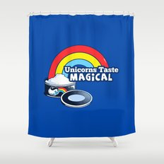 Magically Delicious Shower Curtain