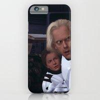 I Find Your Lack Of Jiggawatts Disturbing iPhone 6 Slim Case