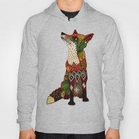Fox Love Juniper Hoody