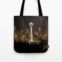 Simply Seattle Tote Bag