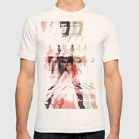 FPJ gin pomelo Mens Fitted Tee Natural SMALL
