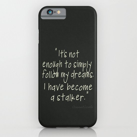 Dream Stalker iPhone & iPod Case