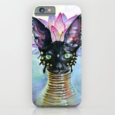 Cat Goddess iPhone 6 Slim Case