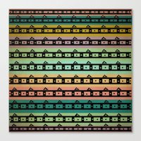 filmstrip Canvas Print