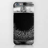 iPhone & iPod Case featuring Ominous Eye by GreenEyedPaintGuy