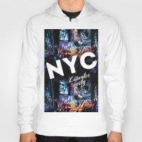 NEW-YORK (LIBERTEE CITY) Hoody