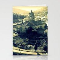 Panorama Of Arnedillo Stationery Cards