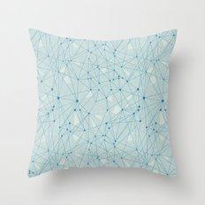 Atlantis LB Throw Pillow
