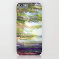 Sun shower in the Fairy Forest iPhone 6 Slim Case