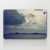 Clouds on the water... iPad Case