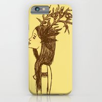 iPhone & iPod Case featuring Antlers by MorningMajor