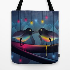 Disco Love Tote Bag