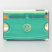 Groovy VW iPad Case