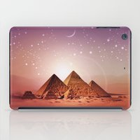 Station Pyramid iPad Case