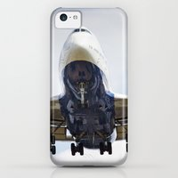 iPhone Cases featuring British Airways Boeing 747 by David Pyatt